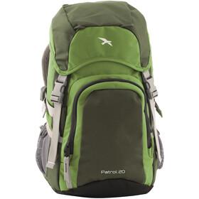 Easy Camp Patrol Zaino 20l Bambino, verde/verde oliva